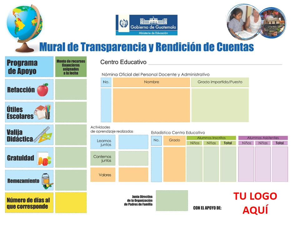 Mural de transparencia para escuelas del sector p blico for Murales de fotos para pared